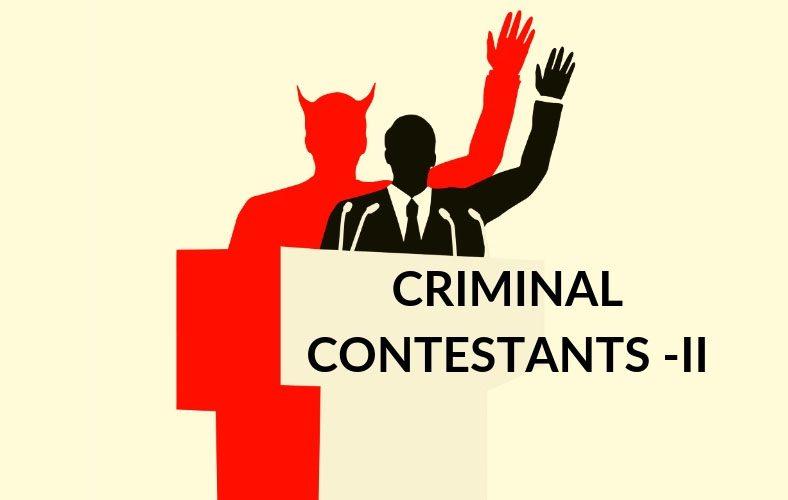 Neta Pe Data: Criminal Candidates: Part 2