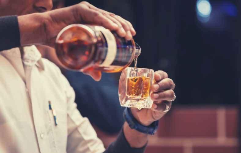 INDIA'S DRINKING PROBLEM