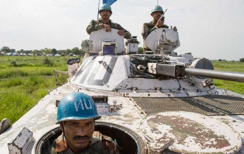 India's Blue Helmets
